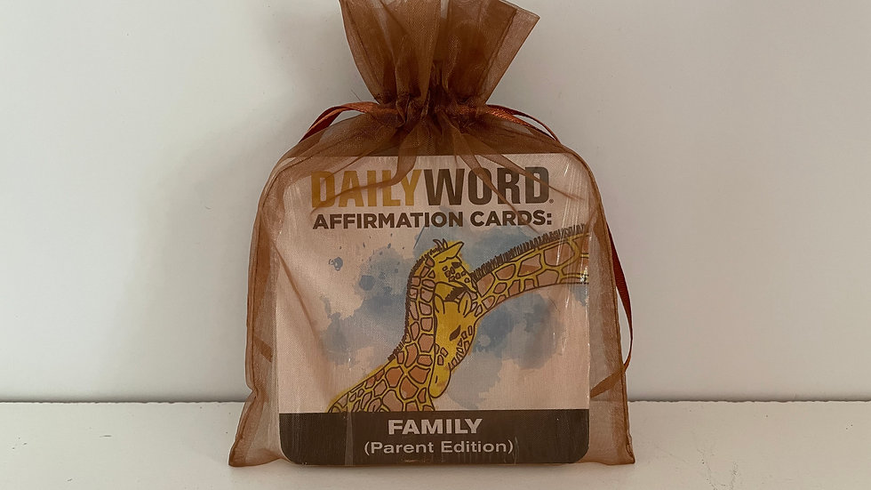 Unity Daily Affirmation Cards