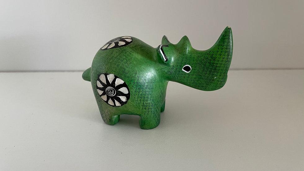 Little Green Rinoceros