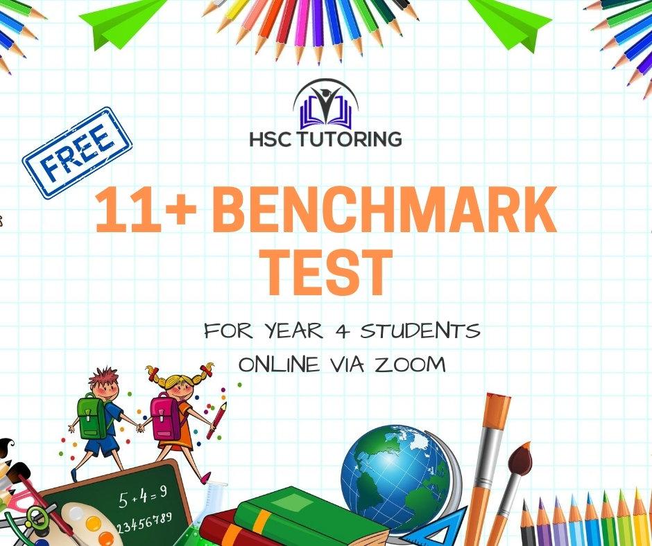 Free 11+ Benchmark Test (Year 4)