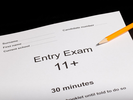 11+ Exam Information