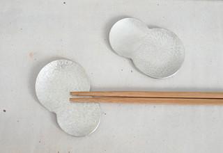 箸置き豆皿-ひょうたん