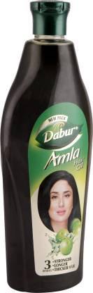 Dabur Amla Hair Oil for Long, Healthy and Strong Hair, 450 ml
