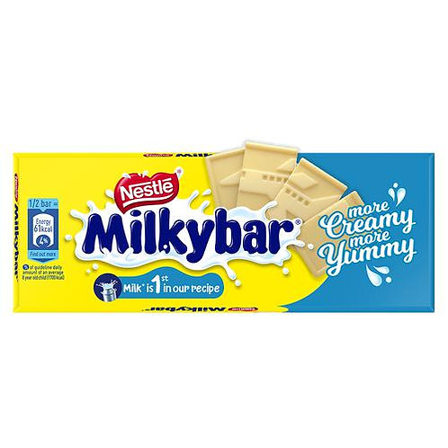 Milkybar White Chocolate - Creamy, 25 g