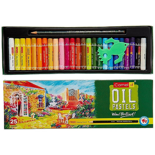 Camlin Oil Pastel