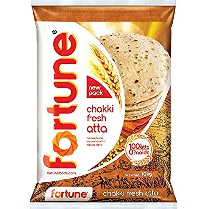 Fortune Chakki Fresh Atta 1kg