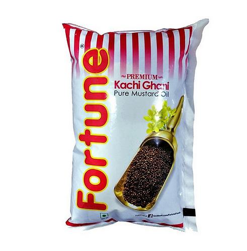 Fortune Kachi Ghani Mustard Oil-1ltr