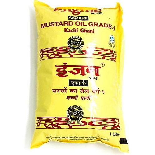 Engine Kachi Ghani Mustard Oil-1ltr
