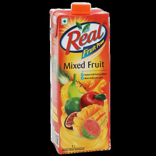 Real Juice - Fruit Power, Mix Fruit-1ltr
