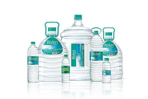 Bisleri Water 500ml to 5Ltr