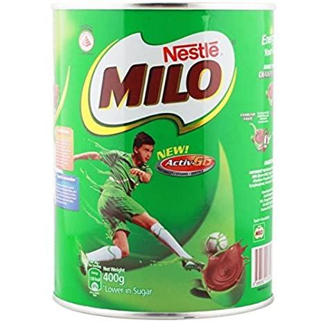 Nestle Milo Active Go Tin, 400g