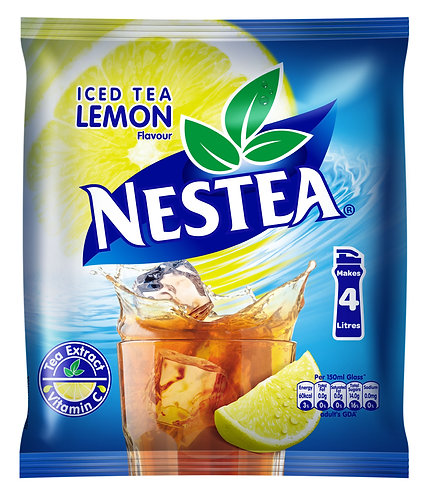 NESTEA Instant Iced Tea Lemon 400gm