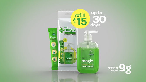 Mr Magic Handwash by Godrej
