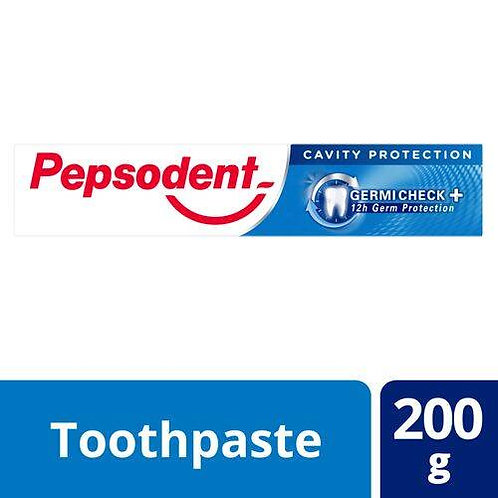 Pepsodent Germi Check Toothpaste - Cavity Protection, 200gm