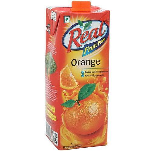 Real Juice - Fruit Power, Orange-1ltr