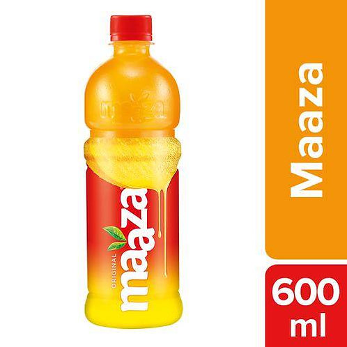 Maaza Mango Drink, 600 ml PET Bottle