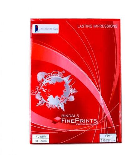 Bindal's Fine Print 500pc Bundle Paper