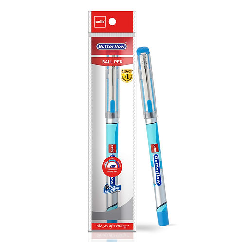Cello Butterflow Pen, Pack of 1