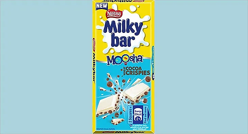 MILKYBAR Moosha Tablet 45gm
