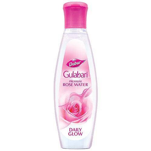 Dabur Gulabari Premium Rose Water - Paraben Free Skin Toner, 120 ml