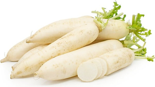 Daikon-1 Bunch (4Pcs)