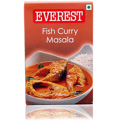 Everest Fish Curry Masala- 50gm