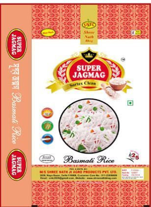 Super Jagmag Rice 25kg