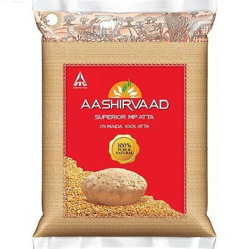 Aashirvaad Atta - Whole Wheat