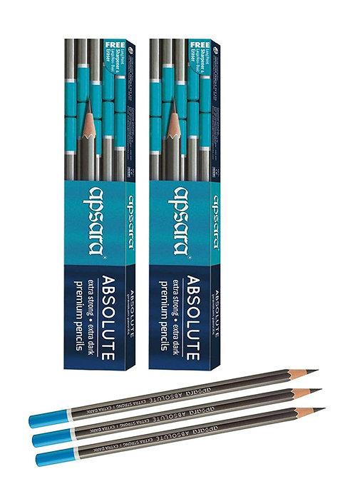 Apsara Pencil Set