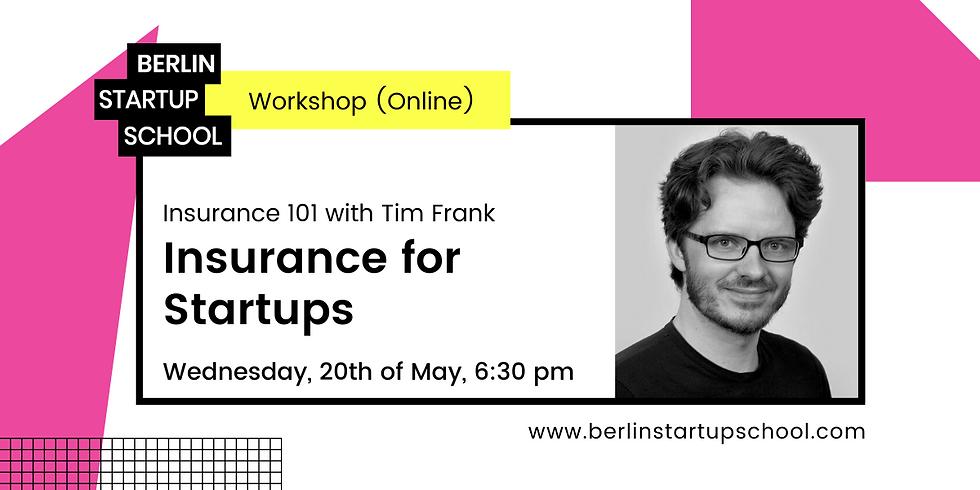 🥽 Insurance for Startups