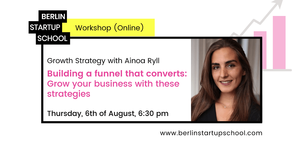 📈 Building a funnel that converts: Grow your business with these strategies