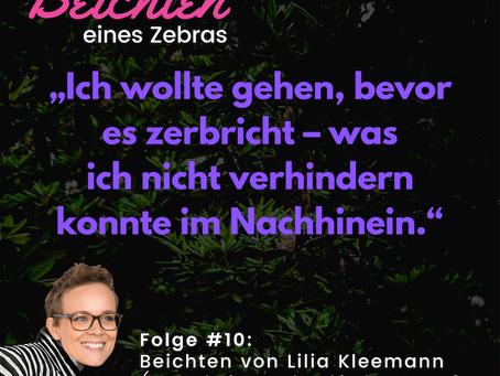 #10 Beichten von Lilia Kleeman (Gründerin von papoq, swapface & ehem. baukind)