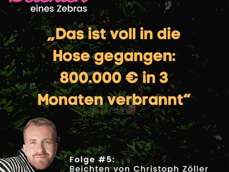 #5 Beichten von Christoph Zöller (Gründer von Instaffo)