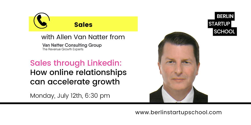 Sales through LinkedIn: How online relationships can accelerate growth
