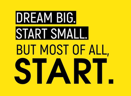 My week 1 in the Startup Program
