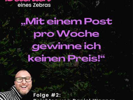 #2: Beichten von Daniel Wagner, Gründer von Münchner Waschkultur