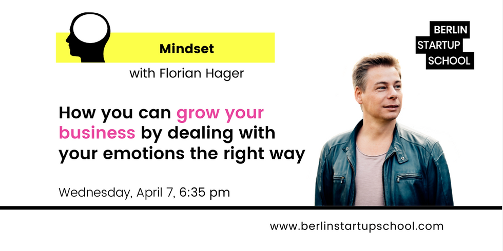 🧠 How you can grow your business by dealing with your emotions the right way
