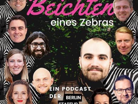 """So war die 1. Staffel """"Beichten eines Zebras"""""""