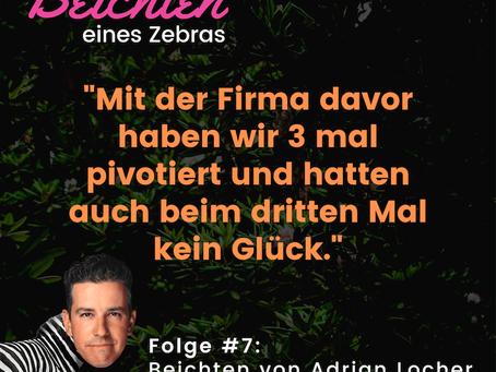 #7 Beichten von Adrian Locher (CEO von Merantix)