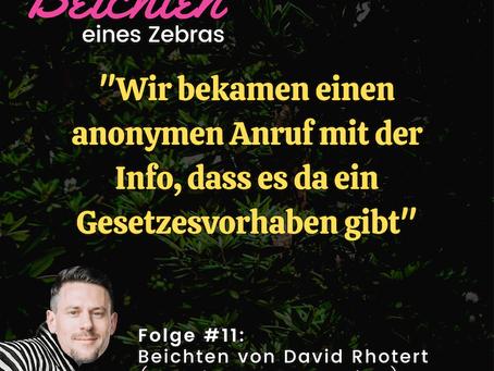 BONUSFOLGE #11: Beichten von David Rhotert (Gründer von Companisto)
