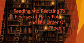 Harry Potter and The Order of Phoenix: Is it really that bad?