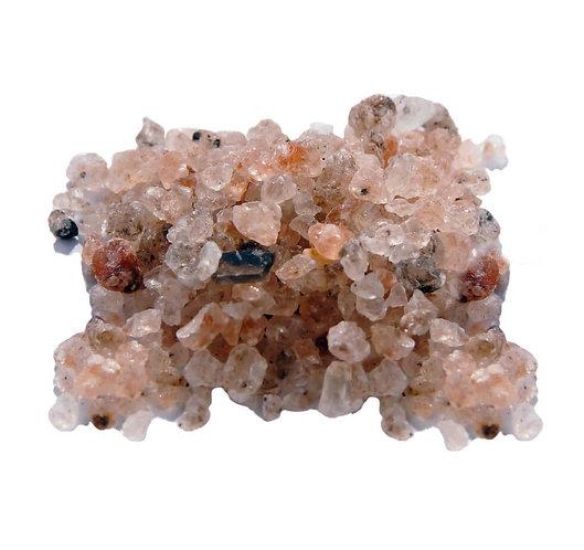 Ausseer Bergkern Salz, grau-rosa, grob