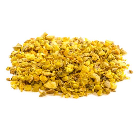 Zitronenpfeffer, Pfeffer, griesig, getrocknet