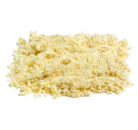 Senfmehl, gelb, getrocknet
