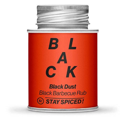 Black Dust, Grillgewürz, Schraubdose Vorderansicht