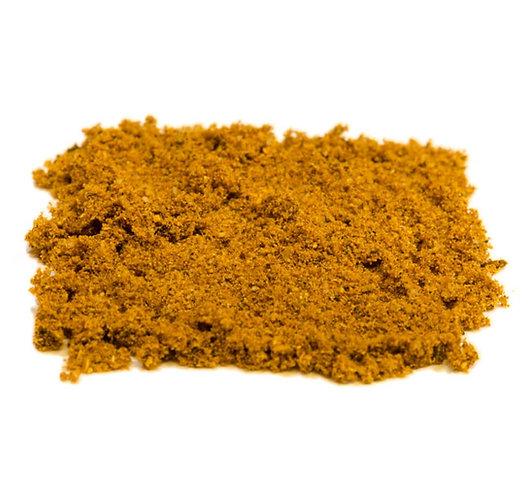 Garam Masala,Currymischung, braun-gelb, Pulver