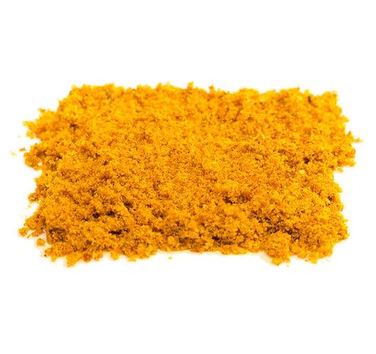 Habanero Curry, extra scharfe Currymischung, , orange, Pulver