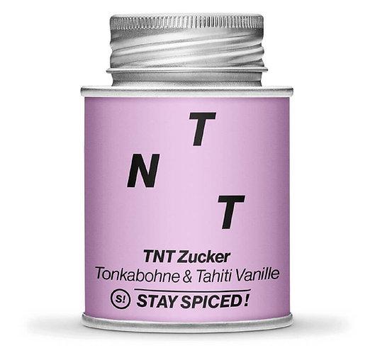 TNT - Zucker, Tonkabohne & Tahiti Vanille,Schraubdose