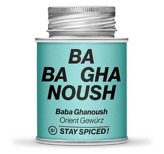 Baba Ghanoush, Gewürzmischung, Pulver, Schraubdose, Vorderansicht