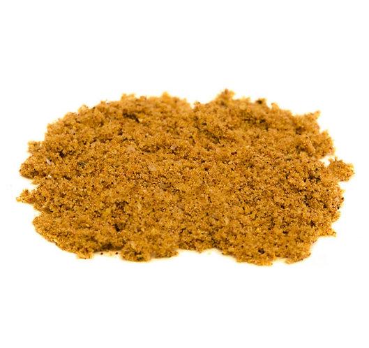 Tandoori Masala, Currymischung, braun-gelb, Pulver