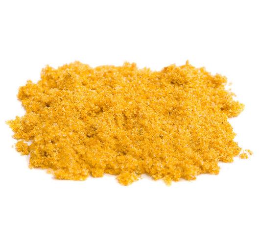 Orangen Curry, Currymischung, gelb-orange, Pulver